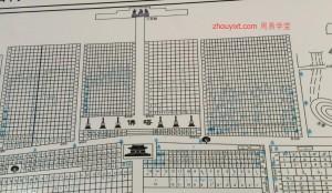 公墓规划图